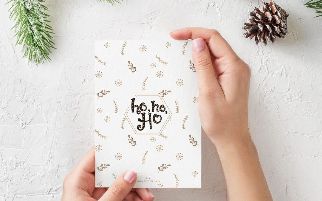 Przygotuj firmę na Boże Narodzenie
